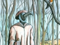 Plague Doctor, The Forest