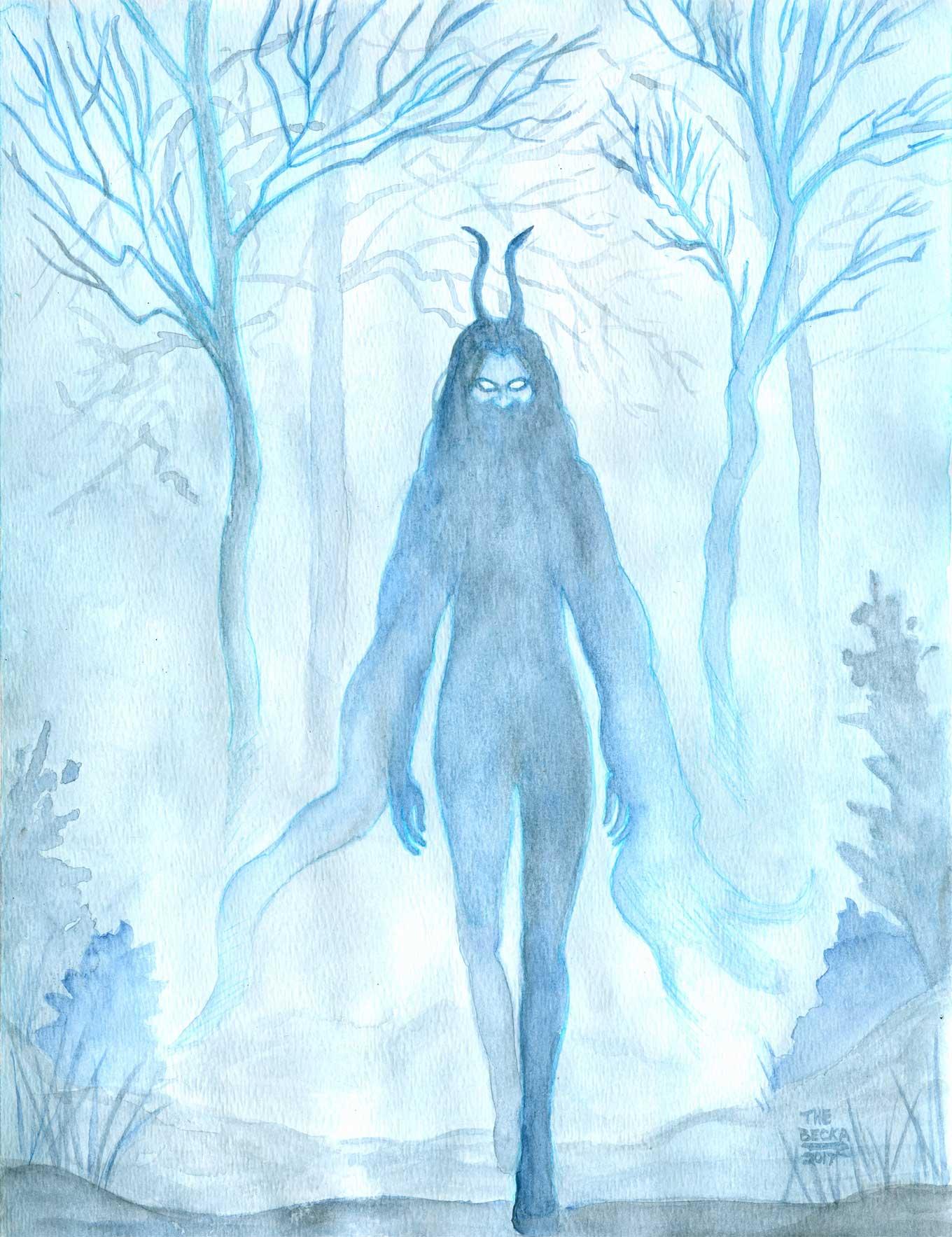 Wraith in the Mist