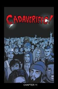 Cadaverific! Issue 11