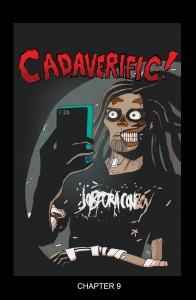 Cadaverific! Issue 9